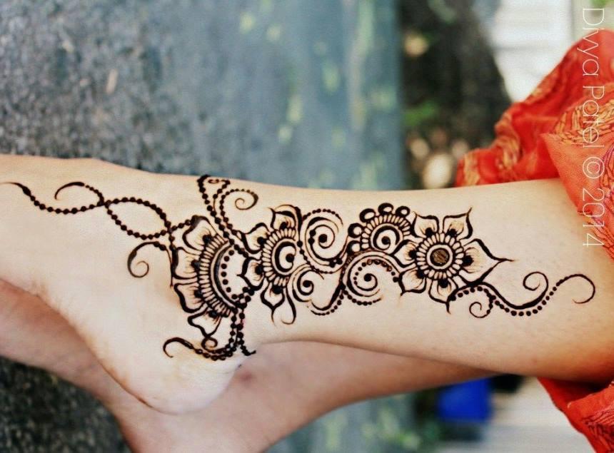 Henna Body Art Day
