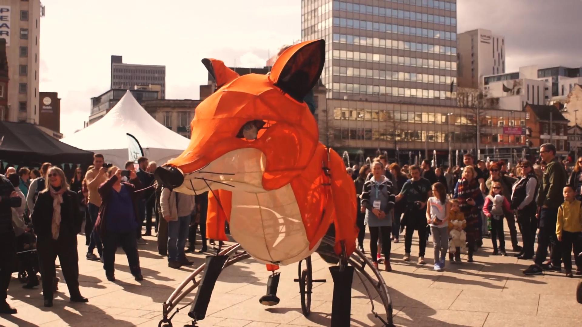 Nottingham Puppet Festival