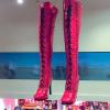 GIANT Kinky Boots!
