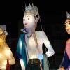 Diwali celebrations light up Northampton town centre