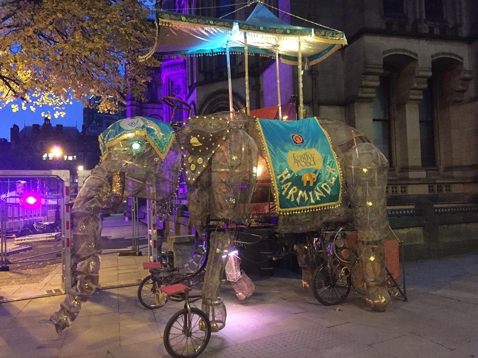 Dancing Maharajas – Manchester Mela